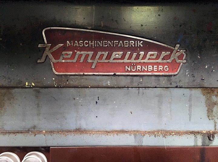 """""""Werkstatt Rixdorfer Drucke"""" (oft auch nur """"Rixdorfer Presse"""" genannt), Kempewerk"""
