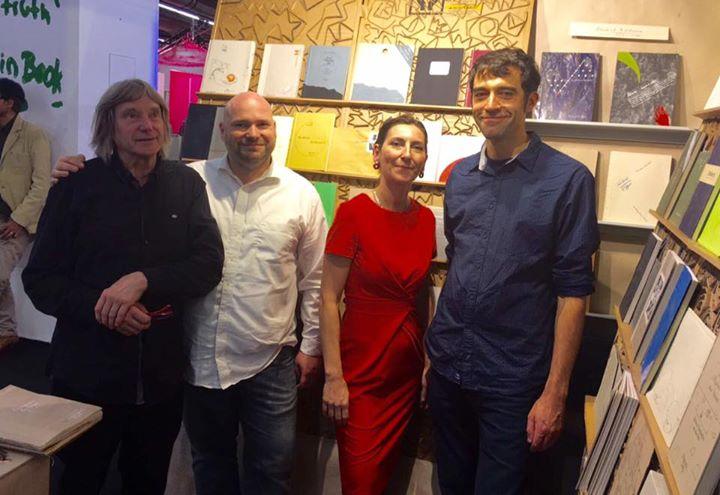 Auf der Frankfurter Buchmesse präsentierten sich viele kleine Verlage mit tollen Büchern und liebevo...