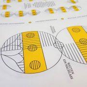 Gemeinsam mit Erik Spiekermann und der Galerie p98a produzieren wir eine Reihe von sieben Buchtiteln...