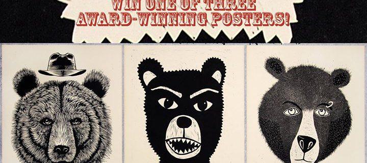 Nicht vergessen, am 20.1.2017 endet unsere Verlosung von insgesamt drei Bären-Postern. Wie schrieben...