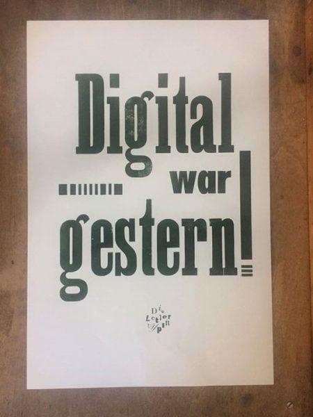 Wir sind zu Gast bei den Tagen der deutschen Manufakturen der Initiative Deutsche Manufakturen. Die ...