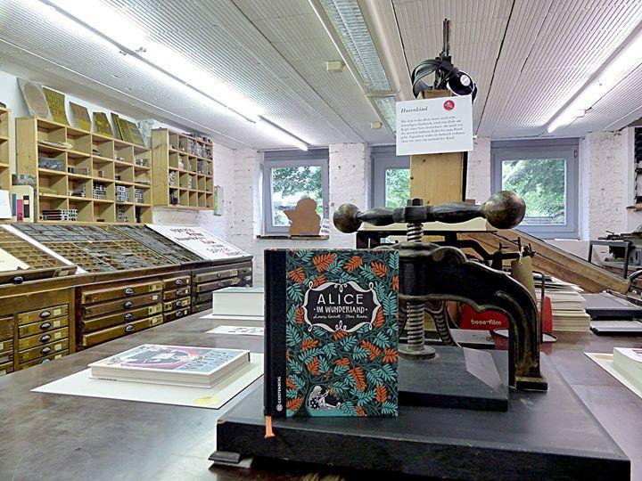 """Zum dritten Mal waren die Lettertypen Gastgeber für die """"25 schönsten Bücher"""" der Stiftung Buchkunst..."""