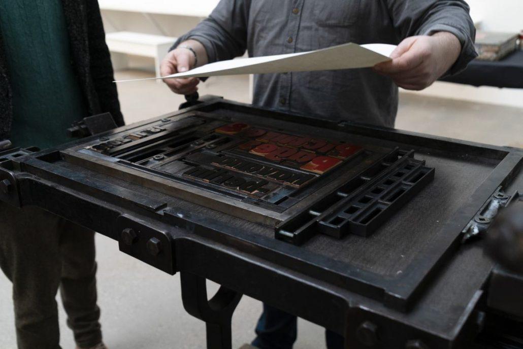 Offene Druckwerkstatt Buch und Bild Havanna – Berlin
