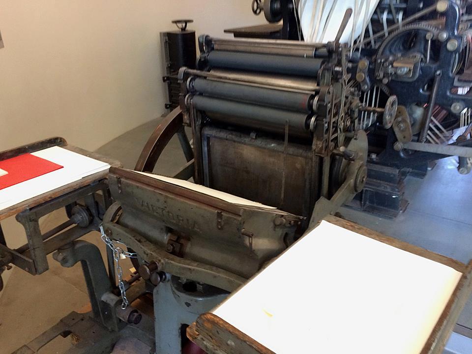 Immer wieder schön zu sehen, ein Viktoria Trettiegel. Der macht dem Drucker (schöne) Beine.